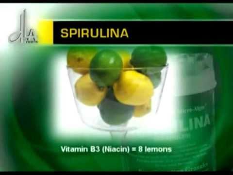Spirulina DLA Naturals