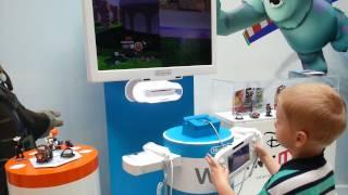 Disney Infinity Starter Pack (Nintendo Wii U).