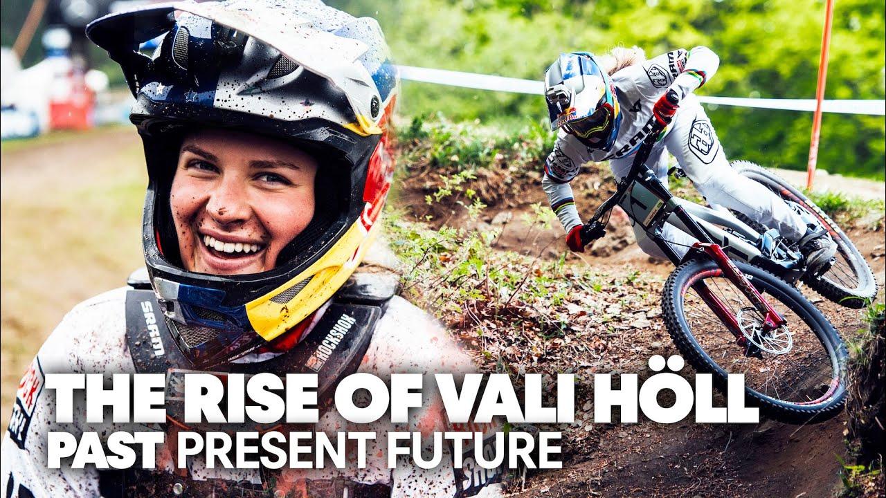 The Rise Of Downhill Prodigy Vali Höll - Past Present Future EP1
