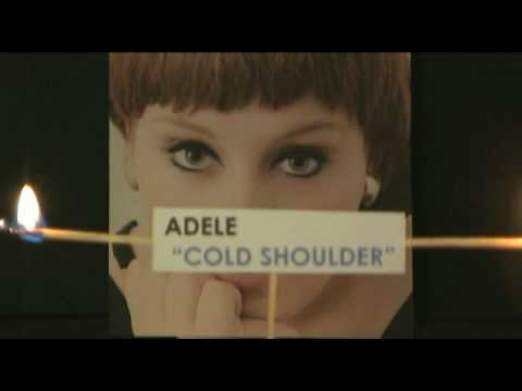 "Adele ""Cold Shoulder"""