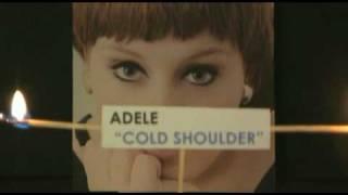 """Adele """"Cold Shoulder"""""""