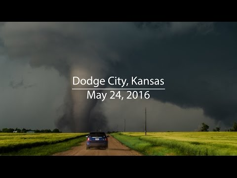 May 24, 2016: Dodge City, KS Tornado Outbreak
