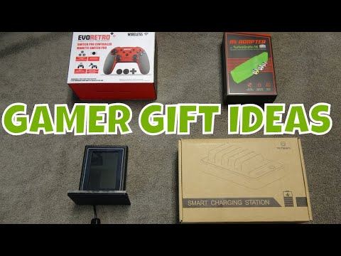 Gamer Gift Ideas for the Holidays