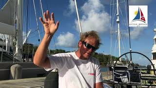 2018 Antigua Bermuda Race   Ryan Breymeier, Warrior