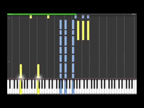 Imagine Dragons - Nothing Left to Say/Rocks (Synthesia)