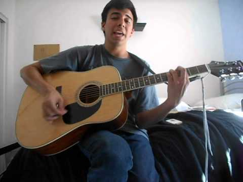 Green To Black - Rebelution ( acoustic cover)