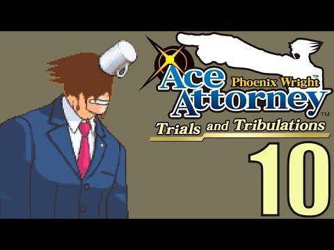 Phoenix Wright Ace Attorney: TaT -10- A ROLLERCOASTER OF TWISTS