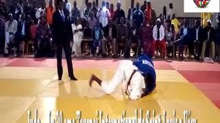 Judo     La 20 eme Tournoi International de Saint Louis a Vécu