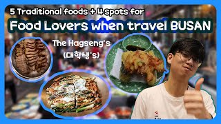 Another 5 Food You Must Try In Busan 4 Must Visit Places For Food Lover In Busan