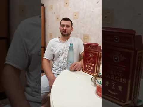 Grand Sargis 7 (Коньяк Гранд Саргис 7 лет) дегустация сомелье.