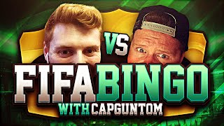 FIFA 15 CRAZY LUCKY FIFA BINGO WITH CAPGUNTOM!