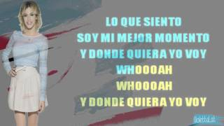 Violetta 2 Soy Mi Mejor Momento Martina Stoessel Karaoke Instrumental