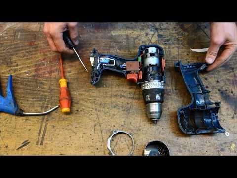 bosch-akkuschrauber-gsr-18v-2-li-professional-motor-tauschen-anleitung-drill-repair