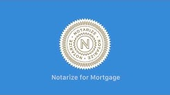 Notarize for Mortgage - How it Works