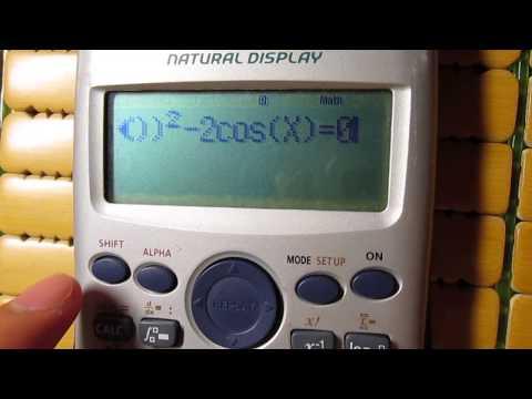 Giải phương trình lượng giác đề thi thử đại học 2015 bằng máy tính casio [Tập 1]
