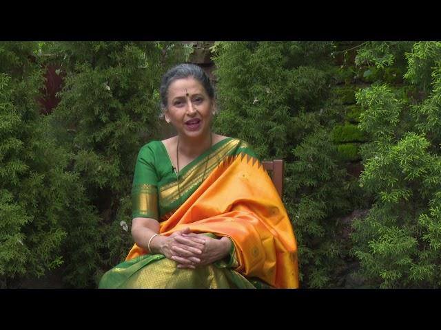 e-Swaranubhuti September 2021 | Arati Ankalikar - Tikekar sharing her experience