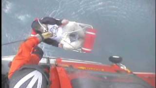 Coast Guard hoists man from boat near Cape Blanco, Ore.