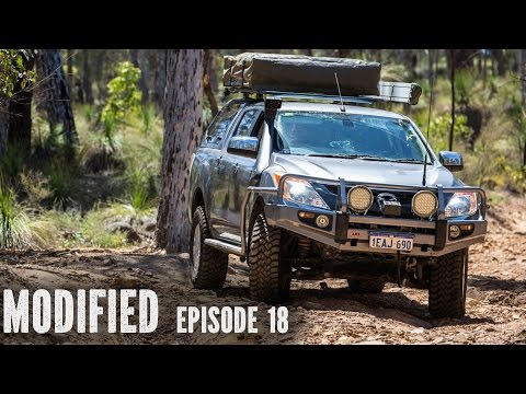 Mazda BT-50 Modified Episode 18