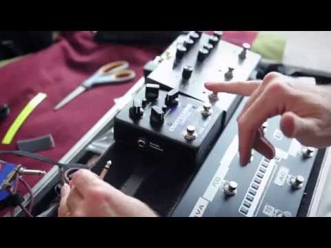 That Pedal Show - Andy Timmons pedalboard build special