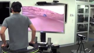 Oculus Rift и Real Space 3D