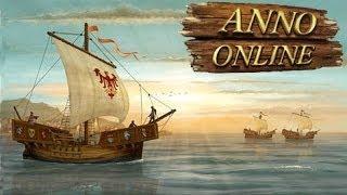 Anno Online. Первые шаги. Несколько советов о начальной игре.