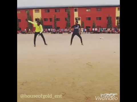 Gwetta dance @madonna university (Elele campus)