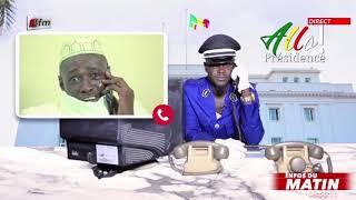 Infos du matin 05 Février 2021 - Allo Présidence avec Per bou Khar, Doyen & Ndiaye