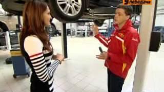 Shell Helix и Первая Передача (НТВ) об Opel Astra