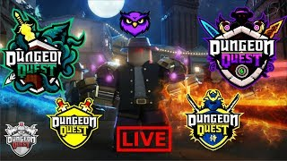 🔴 Level 140 | ROBLOX DUNGEON QUEST GRINDING WITH SUBS | LIVE STREAM (25 Sept 2019)