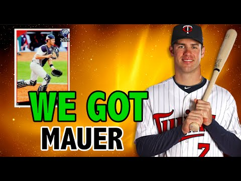 WE GOT 99 JOE MAUER | TALLEST PLAYER DRAFT | MLB THE SHOW 16 BATTLE ROYALE