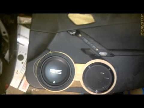 Pontiac g6 speakers replacement