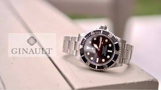 My New Favorite Watch: Ginault Ocean Rover