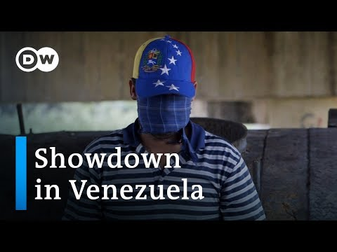 Venezuela: Humanitarian crisis and the fight for power | DW Documentary
