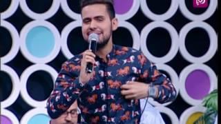 """الفنان قصي حاتم العراقي - أغنية  """"أشوفك وين يا مهاجر"""""""