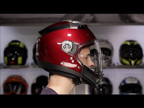 Nolan N44 Helmet Review At Revzillacom Youtube