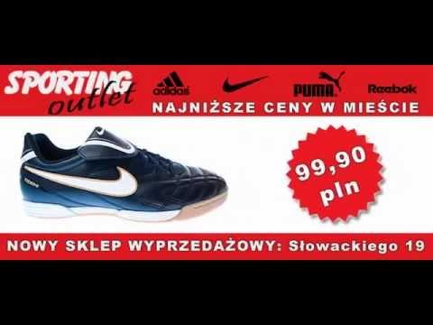 e65314e8fdc4b SPORTING WAŁBRZYCH PROMOCJE - Nike, Puma, Reebok, Adidas - YouTube
