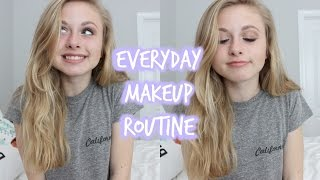 ♡ Everyday Makeup Routine! 2016