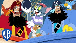 Tom & Jerry | The Blue and Red Pirates | WB Kids
