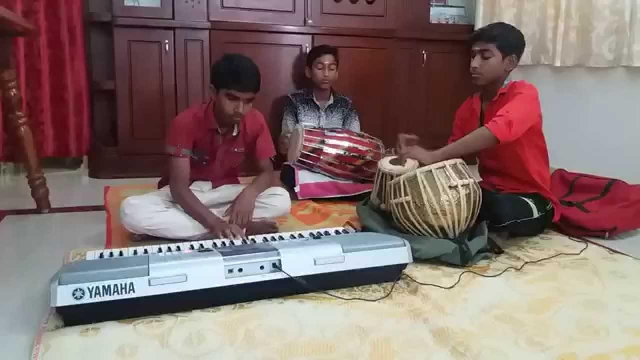 gori tera gaon bada pyara instrumental