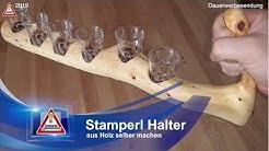 Schnapsglas Blinker