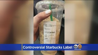 Starbucks Facing More Racism Allegations After Latino Customer Receives Cup With 'Beaner'