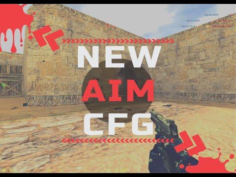 ★ Cs 1.6 ☆ NEW AIM CFG ✧ НОВЫЙ AIM CFG 2019 ✦ [Steam] ✫ [Non Steam]