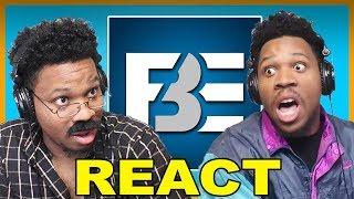 Teens, College Kids, & Elders REACT To React Channels (Parody)