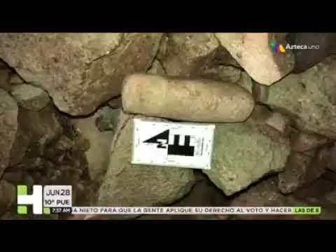 Reportaje Gran Acuífero Maya primera parte.