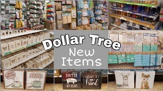Dollar Tree New Crafting Section, Christmas and More!