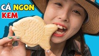 KN CHENO Chị Hằng Ăn Kem Cá Hàn Quốc - Chị Hằng Đi Du Lịch Đà Nẵng