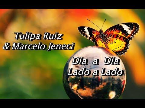 Tulipa Ruiz & Marcelo Jeneci - Dia a Dia Lado a Lado Com Letra