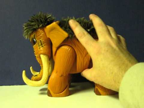 Sale Item Demo - Fisher Price Imaginext Wooly Mammoth