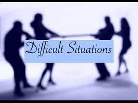 Midday Mindset: How do deal with difficult situations
