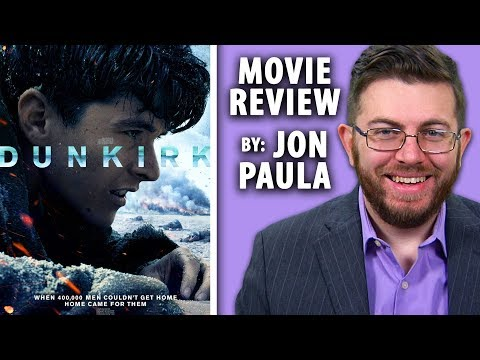Dunkirk -- Movie Review #JPMN